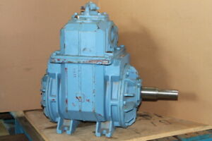 Vacuum Pump 252 Cfm For Tank Truck 22 Hg To 19 Psi Ccw Pm60 Moro Pumps