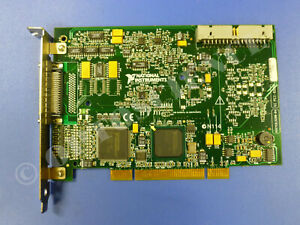 National Instruments Pci 6220 Ni Daq Card Analog Input Multifunction