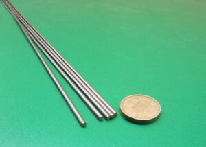 O1 Tool Steel Ground Drill Rod Metric 3 Mm Dia X 3 Ft Length 5 Units