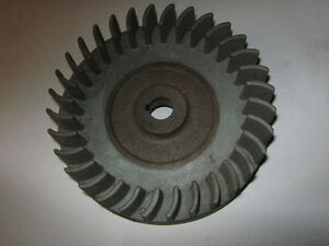 Old Briggs Stratton Gas Engine Flywheel 61746 Model N I Wi