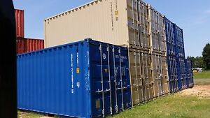 20 One Trip Container