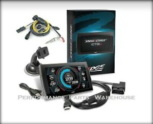 Edge Insight Cts3 Gauge Display W Egt 96 up Dodge Ram Smarty Pod Control