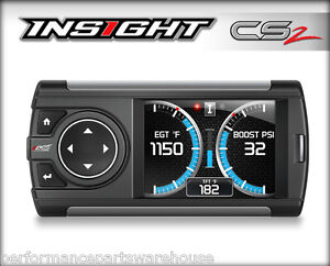 Edge Insight Cs2 Digital Gauge Display Monitor 1996 up Import Vehicles