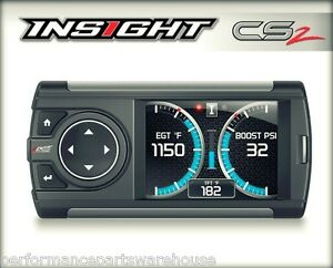 Edge Insight Cs2 Gauge Display Monitor96 Up Dodge Trucks Smarty Pod Controller