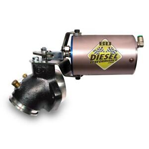 Bd Diesel Turbo Mount Exhaust Brake For 1989 1998 Dodge Ram 5 9l Cummins Diesel