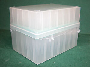 200 Ul Pipette Tips 96 Tips box 12 Boxes case 1152 Total Tips Polypropylene