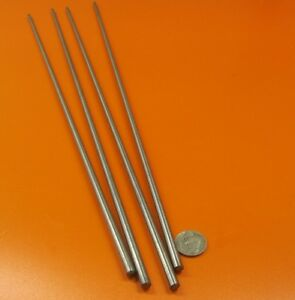 304 304l Stainless Steel Rod 1 4 Dia 001 X 24 Length 4 Units