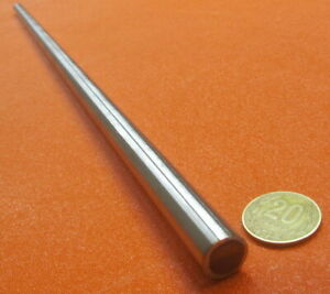 304 304l Stainless Steel Rod 9 16 Dia 002 X 24 Length