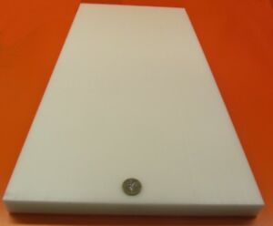 Delrin Acetal Sheet White 1 00 Thick X 12 Width X 24 Length