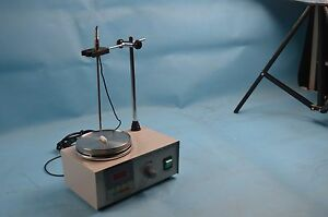 Fast Free Shipping 85 2 110v Magnetic Stirrer Hot Plate Digital Heating Mixer