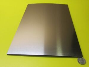 316 Stainless Steel Sheet Annealed 001 Thick X 8 0 Width X 12 0 Length