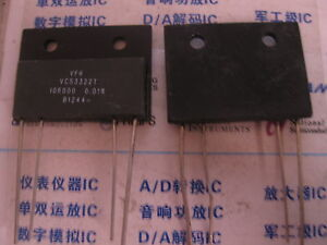 1x Vcs332z 10r000 0 01 Vishay High Precision Current Sensing Resistors With