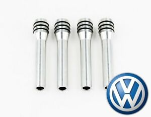 Fits 93 98 Vw Volkswagen Jetta Mk3 Aluminum Door Lock Pull Pins Button Knobs X 4