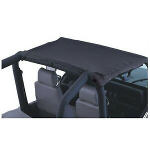 Rampage 90501 Black California Brief Soft Top For Jeep Willys Cj 5 Cj 5a