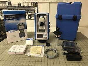 Spectra Precision Focus 35 With Data Collector 3 Second