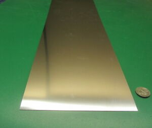 316 Stainless Steel Sheet Soft 004 Thick X 6 0 Width X 50 0 Length