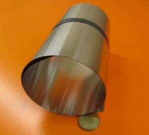 316 Stainless Steel Sheet Soft 005 Thick X 6 0 Width X 50 0 Length