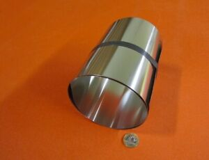 316 Stainless Steel Sheet Soft 007 Thick X 6 0 Width X 50 0 Length