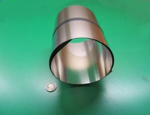 316 Stainless Steel Sheet Soft 010 Thick X 6 0 Width X 50 0 Length