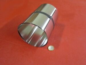 316 Stainless Steel Sheet Soft 015 Thick X 6 0 Width X 50 0 Length