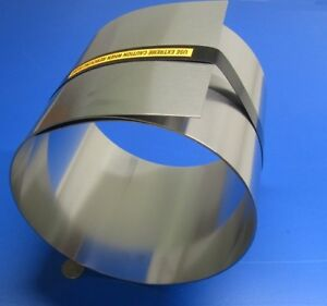 316 Stainless Steel Sheet Soft 025 Thick X 6 0 Width X 50 0 Length