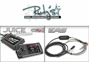 Edge Juice W Attitude Cs2 31401 Egt Probe For 01 02 Dodge 5 9l Cummins Diesel