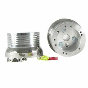 5 6 Hole Billet Steering Wheel Adapter For 1970 1977 Ford F Series Truck