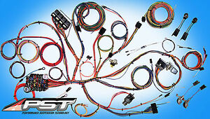 1964 66 Ford Mustang American Autowire Wiring Harness