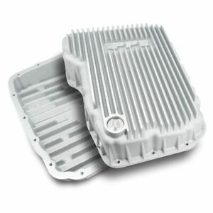 Ppe 68rfe Raw Finish Transmission Pan For 07 5 15 Dodge Ram 6 7l Cummins Diesel