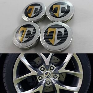 Hyundai Tiburon Coupe Tuscani T 17 Inch Center Wheel Cap Set 03 08 Genuine Oem