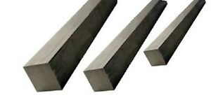 12l14 Square Carbon Steel Bars 2 1 2 Square X 3 Ft Length 1 Pcs