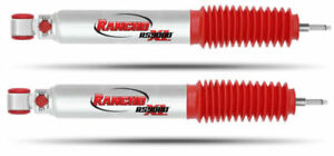 Rancho Rs999208 Rs9000xl Rear Gas Shock Absorber Set For Lx450 Land Cruiser