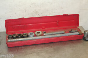 Camshaft Bearing Install Remover Tool