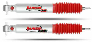 Rancho Rs999368 Set Of 2 Rs9000xl Front Gas Shock Absorbers For Ram 1500 2wd