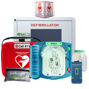 Philips Heartstart Onsite Workplace Community Bundle