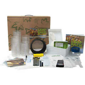 Lamotte Leaf Pack Experiment Kit