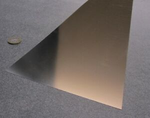 18 8 Stainless Steel Sheet Full Hard 0015 X 6 0 X 50 1 Piece