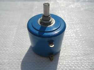 Bourns 3400s 001 104 Potentiometer