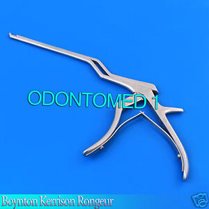 Bayonet Kerrison Rongeurs 45 Up 2mm Surgical Instruments