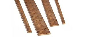932 sae 660 Bronze Ground Bar 1 4 Thick X 1 5 Wide X 2 Foot Length