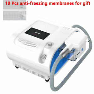 Cryo Therapy Fat Freezing Suction Cellulite Reduction Body Contour Cool Machine