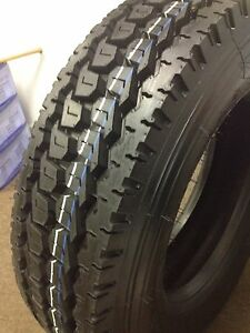20 Tires 295 75r22 5 Drive Tires Road Warrior Radial Low Profile 16 Ply