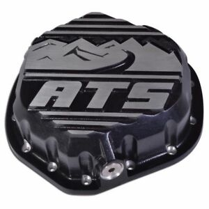 Ats Diesel Protector Rear Differential Cover For 01 18 Gm Duramax 03 18 Cummins