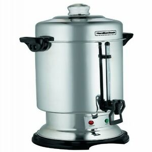 Coffee Urn 60 Cup Commercial Restaurant Office Church Heavy Duty New Urn Urrn