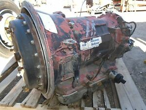 Allison Mt 643rm Transmission for Parts