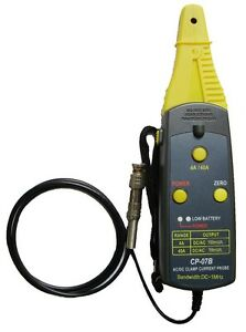 Cp 07b Ac dc Current Clamp Probe 1mhz 40a