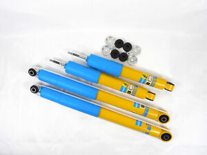 Bilstein Front Rear 4600 Series Shock Absorbers For Silverado Sierra 1500 2500