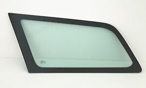 For 00 07 Ford Focus 4 Dr Wagon Rear Quarter Window Glass Driver Left Side