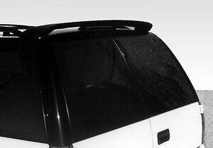 Fits Chevrolet Suburban 1994 1999 Custom Roof Mnt Rear Spoiler Paint To Match