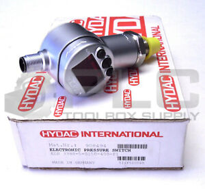 New Hydac Eds 3388 5 0150 400 f1 Electronic Pressure Switch 908494 150psi